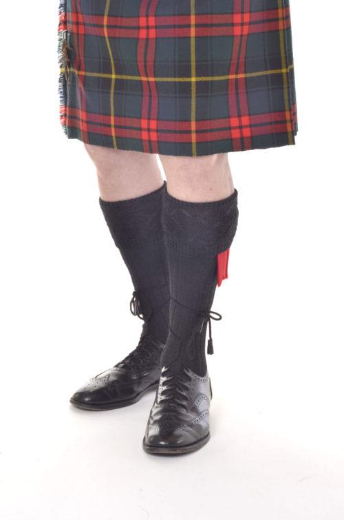 Glencoe Kilt Socks
