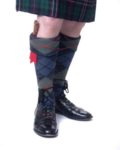 Clansman Ancient Scott kilt