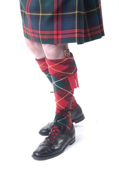 Clansman Royal Scott kilt